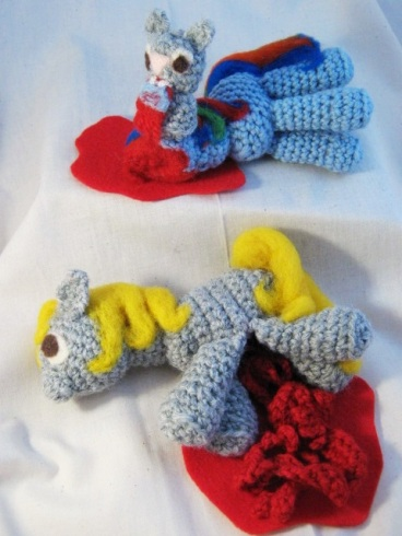 Ponies -- five