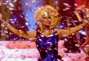 Thank you, RuPaul. That's more like it.